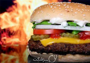 غذاهای سرطان زا | پزشکت