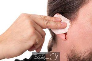 خون ریزی گوش | پزشکت