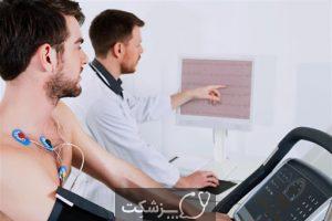 تست ورزش | پزشکت