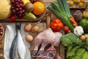 رژیم غذایی DASH   پزشکت