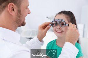 درمان تنبلی چشم در بزرگسالان