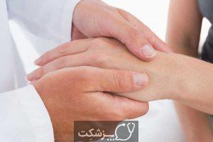 لرزش دست | پزشکت