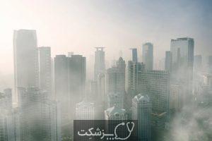 آلودگی هوا و راهکارهای مقابله با آن | پزشکت