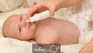 سرماخوردگی در نوزادان   پزشکت
