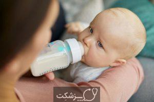 رنگ شیر مادر | پزشکت