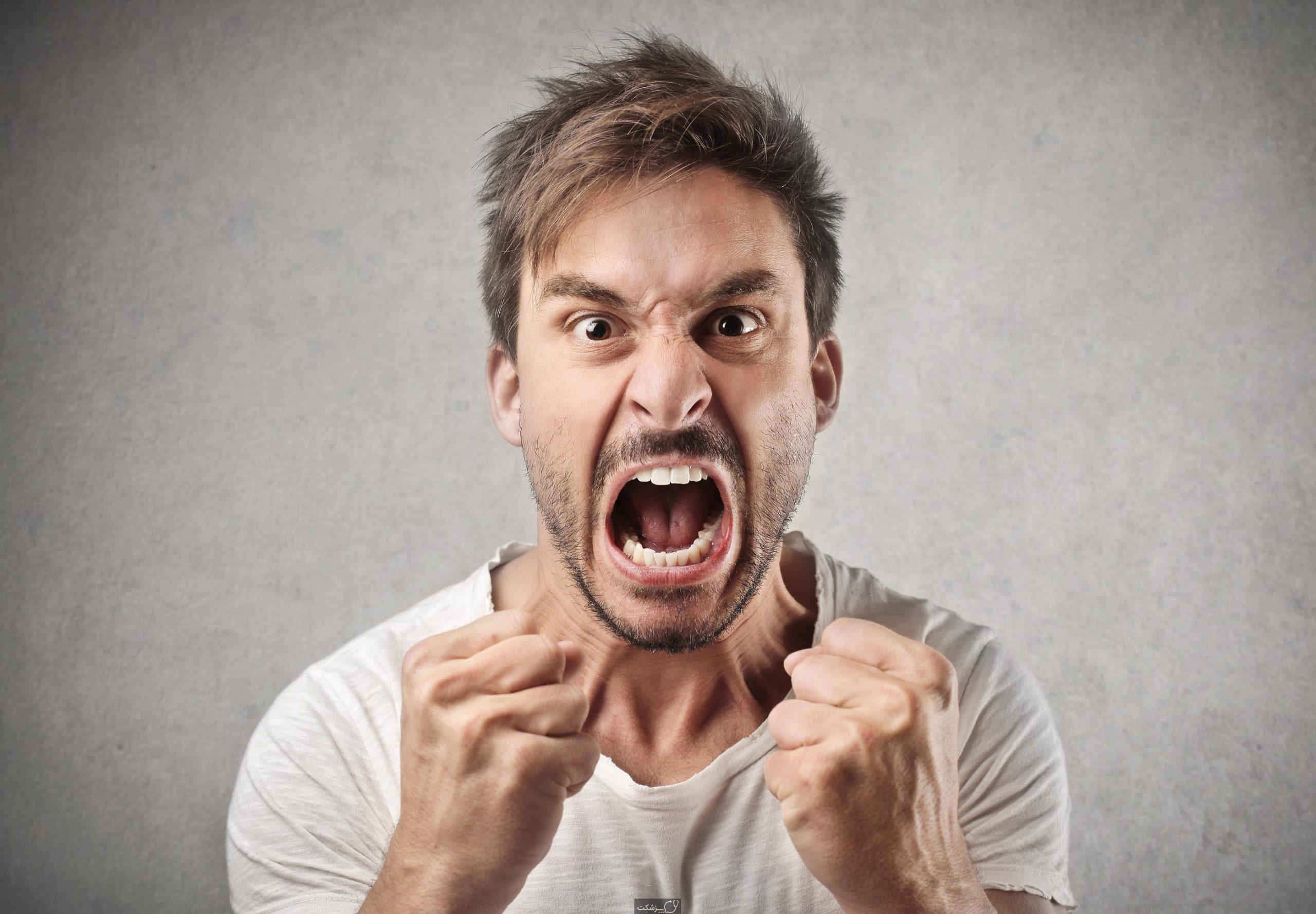 مدیریت خشم | پزشکت
