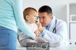 عفونت های شایع کودکان | پزشکت