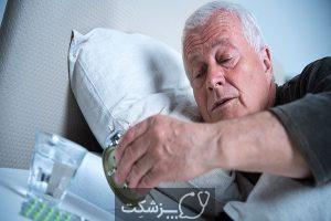 خواب در سالمندان | پزشکت
