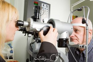 دژنراسیون ماکولا وابسته به سن | پزشکت