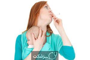 کاهش شیر مادر   پزشکت