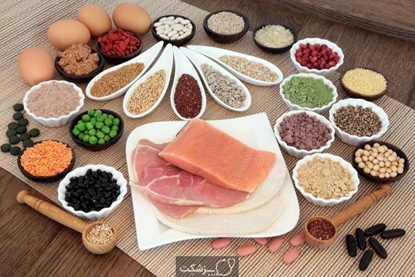 پروتئین ها | پزشکت