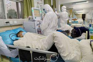 مراحل بیماری کرونا | پزشکت