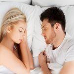 موقعیت های خواب زوج ها