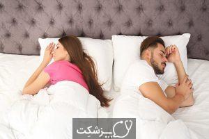 موقعیت های خواب زوج ها   پزشکت