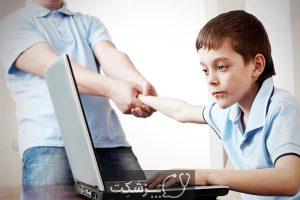 خشونت رسانه ای در کودکان | پزشکت