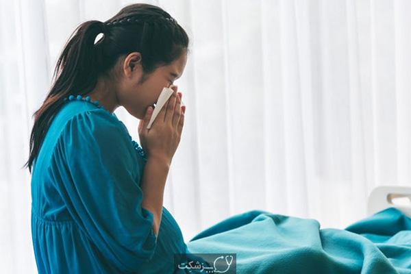 کرونا در زنان باردار   پزشکت