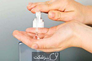 شستن صحیح دست در مقابله با کرونا | پزشکت