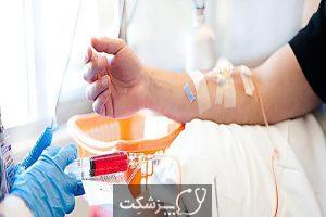 لوسمی سلول مویی | پزشکت