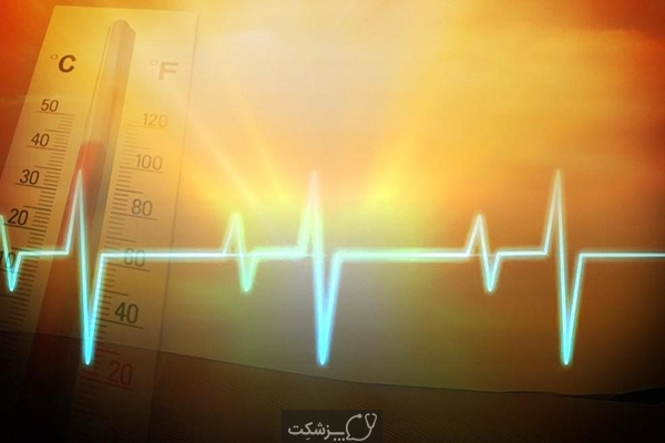 سکته گرمایی | پزشکت