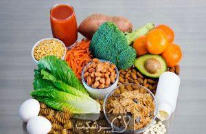 کم خونی ناشی از کمبود ویتامین | پزشکت