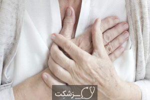 درد قفسه سینه | پزشکت