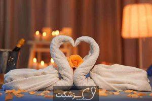 ایده های شب عروسی | پزشکت