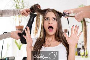 داروهای خانگی برای کنترل ریزش مو | پزشکت