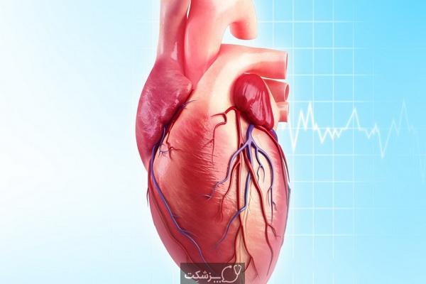شایع ترین علت های بیماری های قلبی | پزشکت