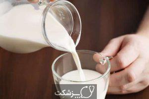 مصرف روزانه شیر و خطر سرطان پستان | پزشکت