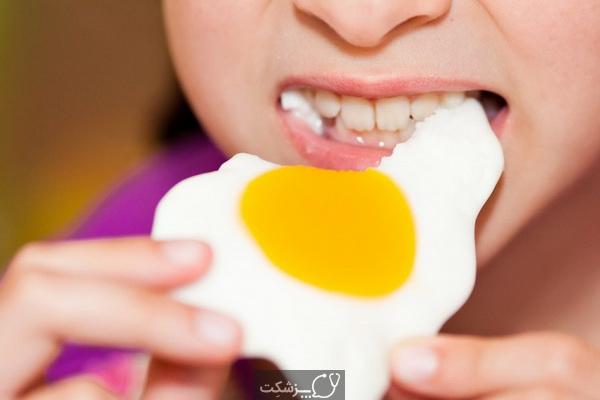 حساسیت به تخم مرغ | پزشکت
