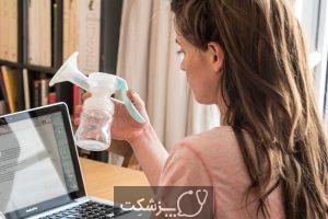 راهکارهای افزایش شیر مادر   پزشکت