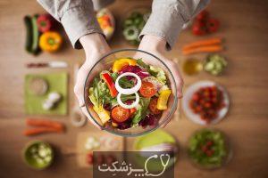 رژیم غذایی سالم در دوران شیردهی | پزشکت