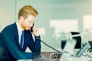 اهمیت تلفن درمانی در بحران کرونا | پزشکت