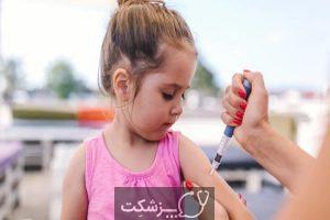 دیابت نوع 1 در کودکان | پزشکت