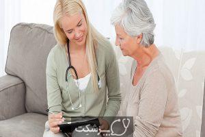 ویزیت بیماران در منزل |پزشکت