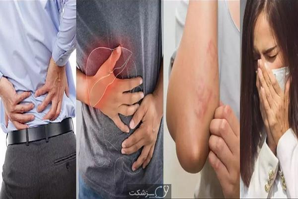 ترتیب بروز علائم کرونا ویروس | پزشکت