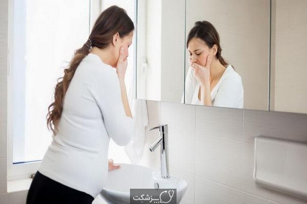 ویار شدید بارداری و خطر افسردگی | پزشکت