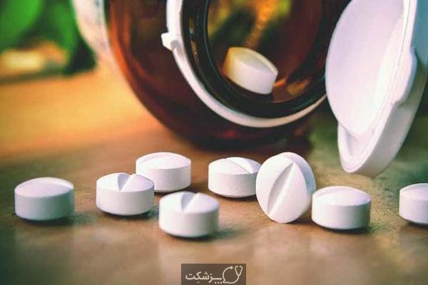 عوارض قرص ناپروکسن | پزشکت