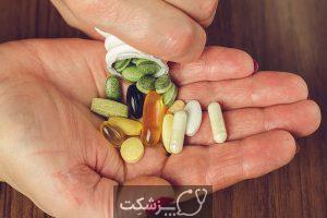 ویتامین های مورد نیاز برای تناسب اندام | پزشکت