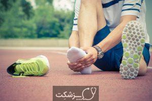 درمان خانگی برای رفع ضعف پا | پزشکت
