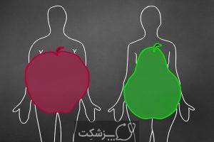 رژیم غذایی متناسب با وضعیت بدن | پزشکت