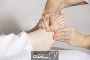 درمان های خانگی برای پینه های پا | پزشکت