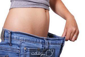 درمان خانگی برای کاهش چربی شکم | پزشکت