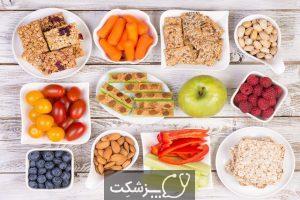 23 میان وعده برای کاهش وزن | پزشکت