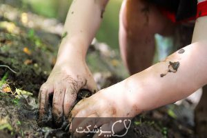 بگذارید کودکان خاک بازی کنند. | پزشکت