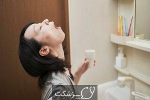 خوردن دهان شویه چه خطراتی دارد؟