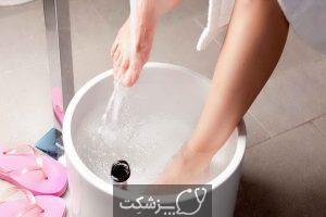 درمان های خانگی ورم پا در بارداری | پزشکت