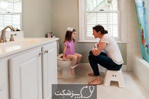 زمان آموزش دستشویی رفتن به کودکان | پزشکت