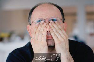 آیا چشم صورتی علائم COVID-19 است؟   پزشکت