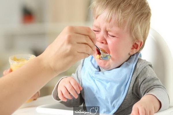مشکلات تغذیه ای در کودکان اوتیسم | پزشکت